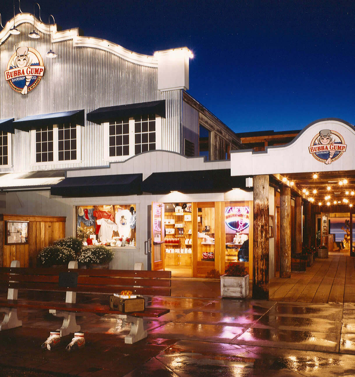 Bubba Gump Shrimp Restaurant