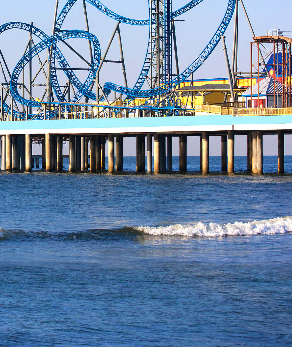 The Peir: Galveston Island Historic Pleasure Pier