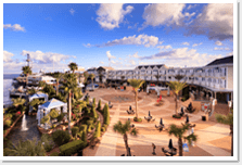 Just A Short Drive From Galveston Island And Downtown Houston The Kemah Boardwalk Is Among Texas Gulf Coast S Top Destinations