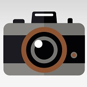 image graphic of camera