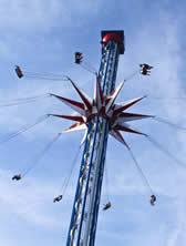photo of the texas star flyer