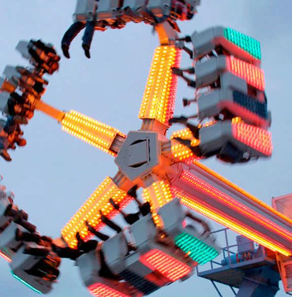 Rides and Amusements | Galveston Island Historic Pleasure Pier
